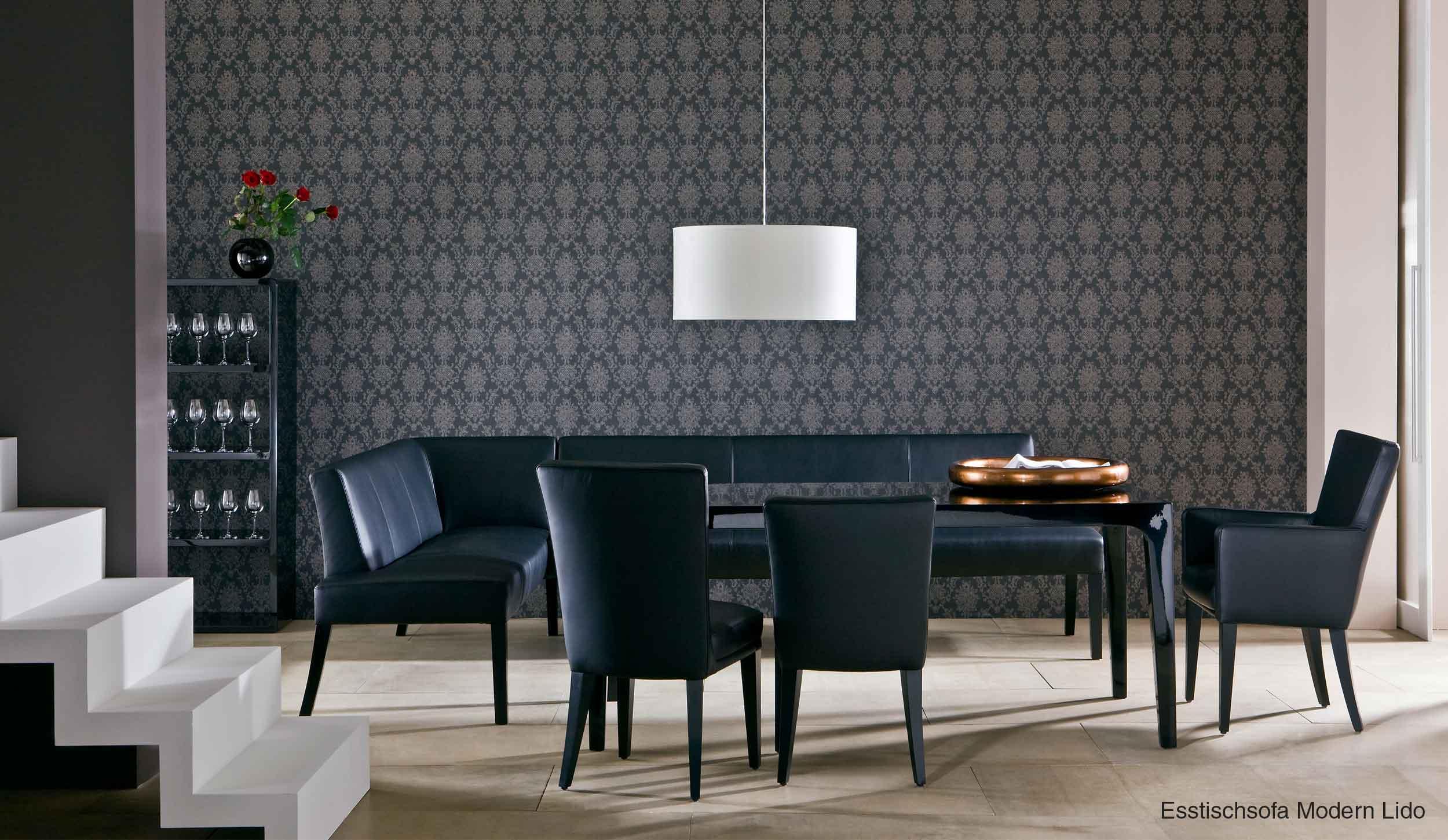 diashow sensa esstischsofas. Black Bedroom Furniture Sets. Home Design Ideas