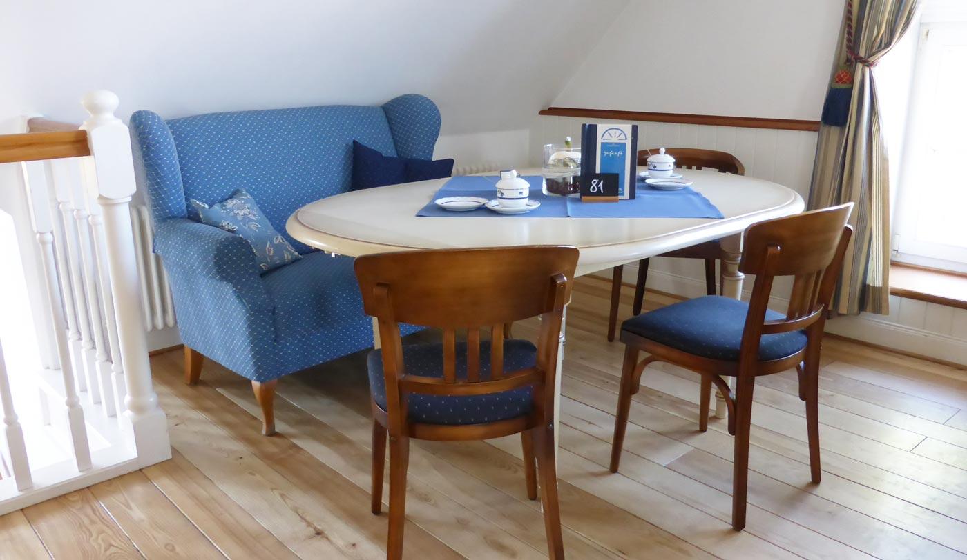 Esstischsofa, Tisch, gemütlich, sitzen,