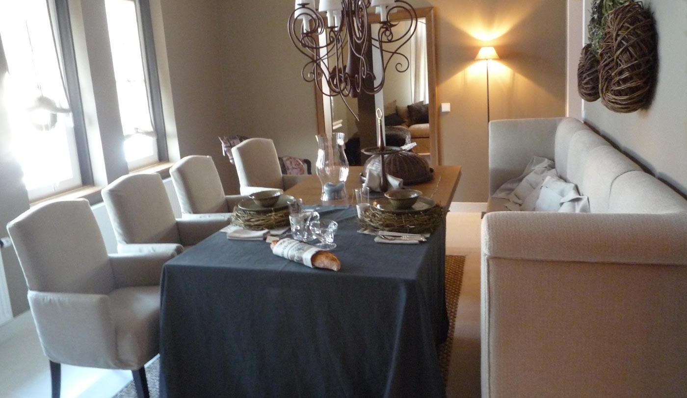 Esstischsofa, Sitzbank, Tischlounger, Gastronomie